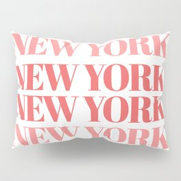 new york Pillow Sham