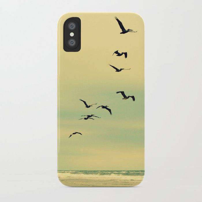 Across the Endless Sea iPhone Case