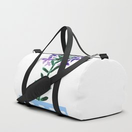Potted Plant 6 Duffle Bag