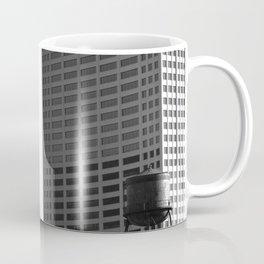 Minneapolis Skyline Black and White Minnesota Coffee Mug