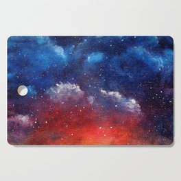 Explosions In The Sky Cutting Board