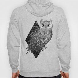 Cosmic Owl Hoody