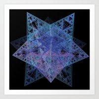 starfox Art Prints featuring StarFox by Eric Rasmussen