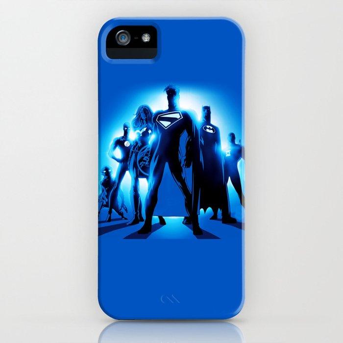 superhero iPhone Case