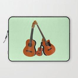Acoustic instruments Laptop Sleeve