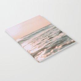 pink skies Notebook