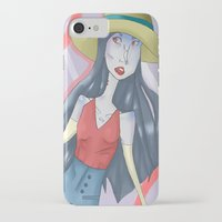 marceline iPhone & iPod Cases featuring marceline!! by clairen0vak