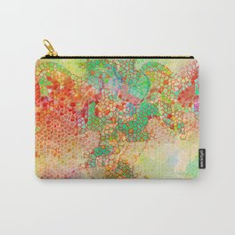 Pattern colored mosaics Carry-All Pouch