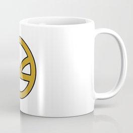 KINGSMAN - Golden Logo with border Coffee Mug
