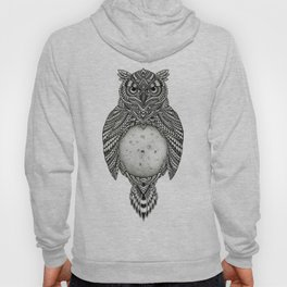 Owl and the Moon Hoody