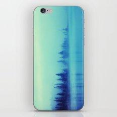 Morning Blues iPhone Skin