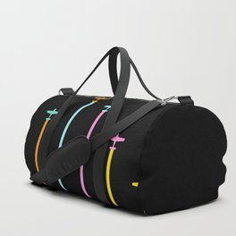Retro Airplanes 04 Duffle Bag