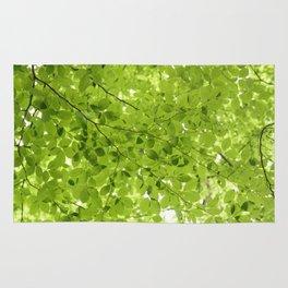 Leaves - JUSTART (c) Rug