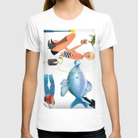 surrealism T-shirts featuring Surrealism by amanvel