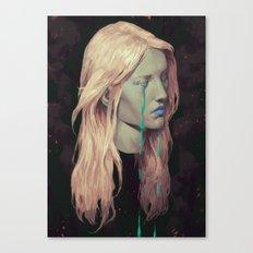 Ghost IV Canvas Print