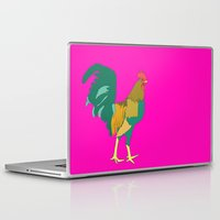 greg guillemin Laptop & iPad Skins featuring Greg by caseysplace