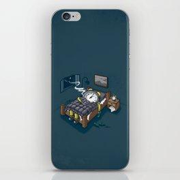 Sleep Modus iPhone Skin