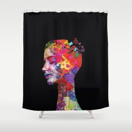 The reconstructed Shower Curtain
