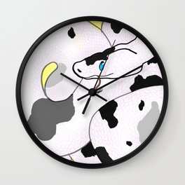 Snek Wall Clock
