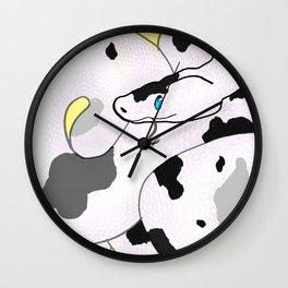 Snek Wall Clock