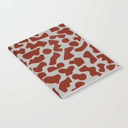 Shapes, Red Notebook