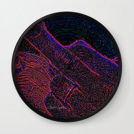 Avis Resistentiam Wall Clock