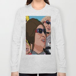 Too much Filth Long Sleeve T-shirt