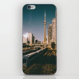 Toronto Tracks iPhone Skin