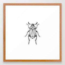 LIL (WHITE VERSION) Framed Art Print
