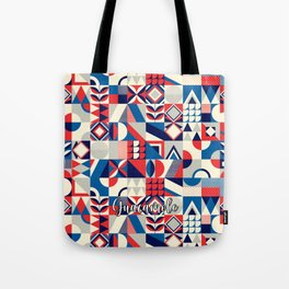 SQUARES ORIGINAL Tote Bag