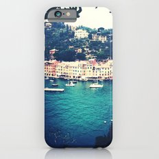 A vintage day in Portofino Slim Case iPhone 6s
