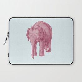 Pink elephants and the emperor of icecream Laptop Sleeve