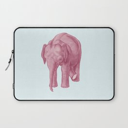 Pink elephants and the emperor of icecream Laptop Sleeve
