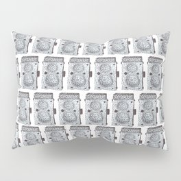 Camera Pattern 2.0 Pillow Sham