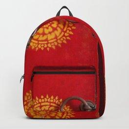 Temple Door Backpack