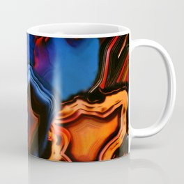 Agate, What springs from Earth dissolves to Earth again Coffee Mug