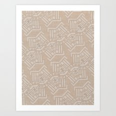 Patternitty  Art Print