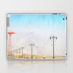 Brooklyn's Eiffel Tower Laptop & iPad Skin