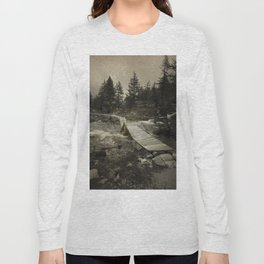 on the road 000 Long Sleeve T-shirt
