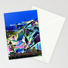 After the Storm - Hurricane Michael Aftermath (2) - Grocery Store Stationery Cards