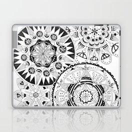 Mandala Series 02 Laptop & iPad Skin