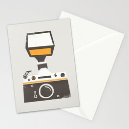 SLR Camera Stationery Cards