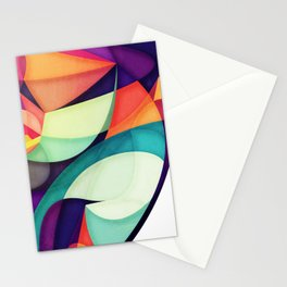 Overwhelm Me Please Stationery Cards