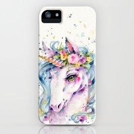 Little Unicorn iPhone Case