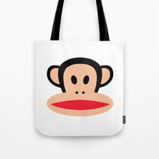 Cute Monkey (Julius Monkey) Tote Bag