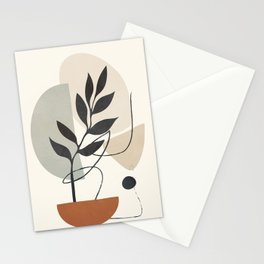 Persistence is fertile 4 Stationery Cards