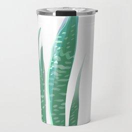 Sansevieria Travel Mug