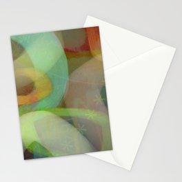 Kiwi Smoothie Stationery Cards