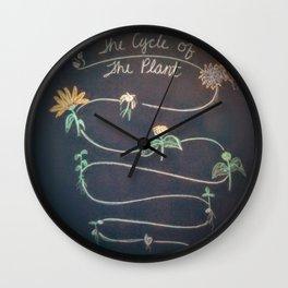 Rudolf Steiner Quote Wall Clock