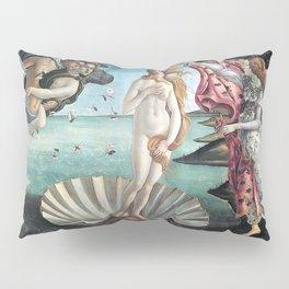 BIRTH OF VENUS - BOTTICELLI Pillow Sham
